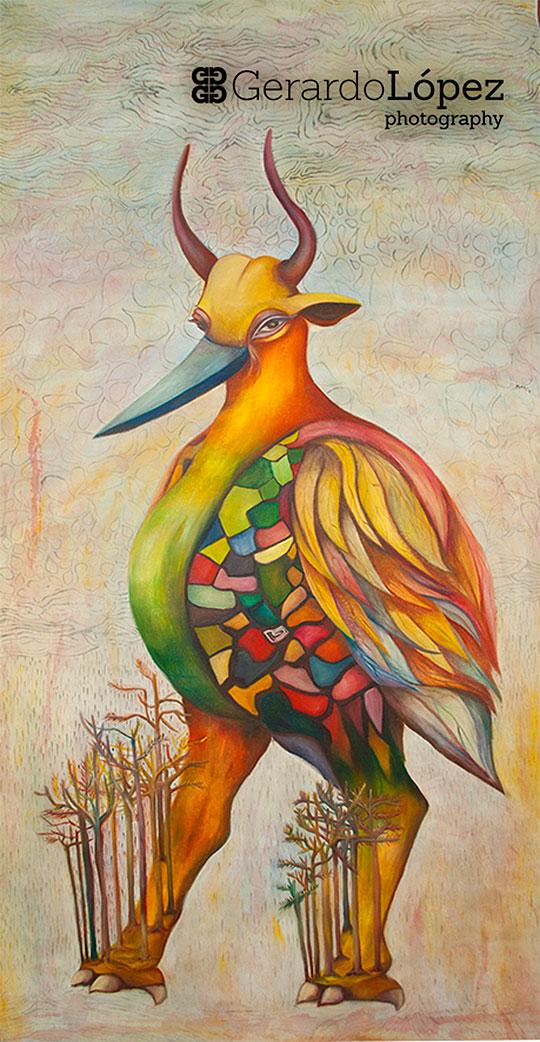 Pintura de FERNANDA MAYCA