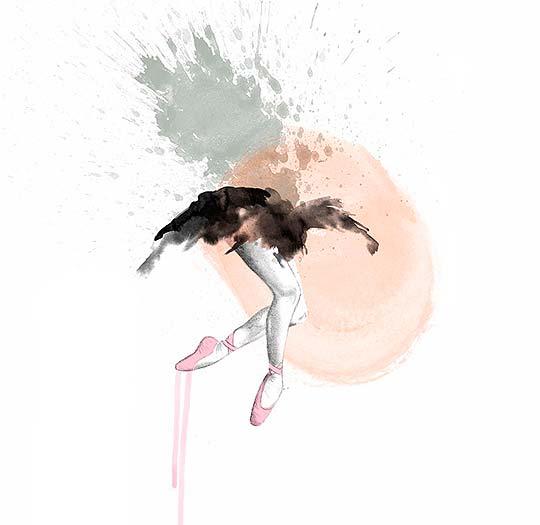 Ilustración de ORIANA VARGAS