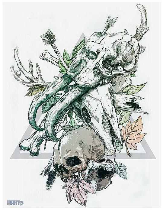 Ilustración. Wart89 de DAVID GÓMEZ