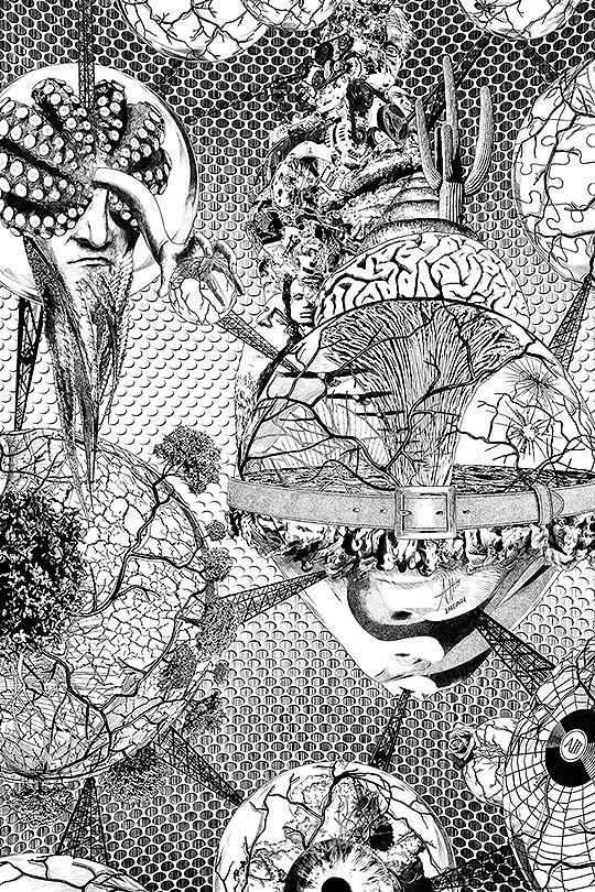 Ilustración de ALBERTO MATSUMURA