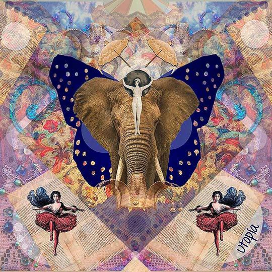Ilustración de CHIARA BLANES aka Utopía