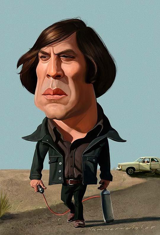 Caricatura, ilustración y retrato de MARK HAMMERMEISTER.html