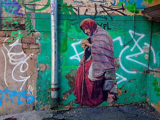 Arte urbano desde los museos en OUTINGS PROJECT