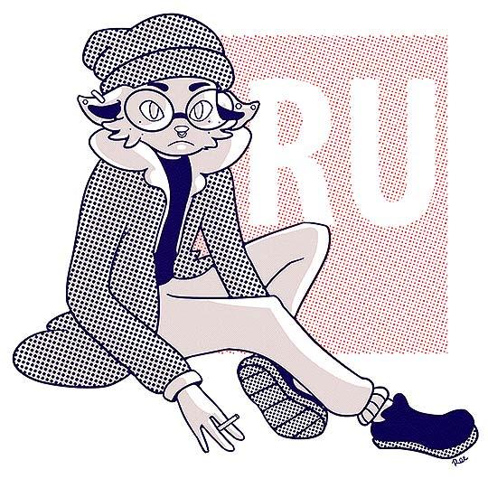 Ilustración y personajes para animación de REE A