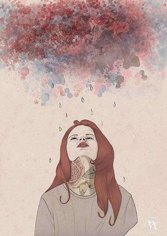 Ilustración de VIRGINIA ARGUMOSA